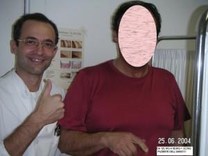 Paziente dell'anno: -23kg da 123,1kg a 99.6 kg