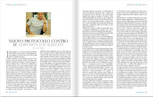 Nuovo protocollo contro le adiposità localizzate - Articolo su Amica bellezza