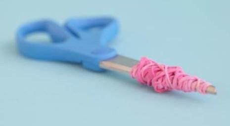 Fili autologhi di sostegno con needle shaping
