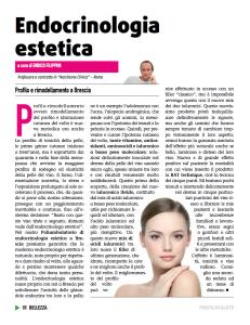Profilo e rimodellamento viso a Brescia
