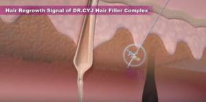 peptidi biomimetici per i capelli