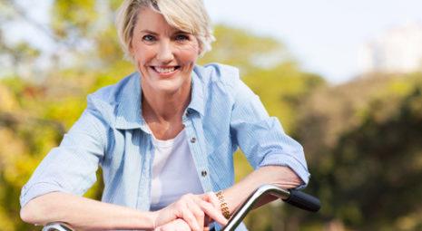 combattere menopausa